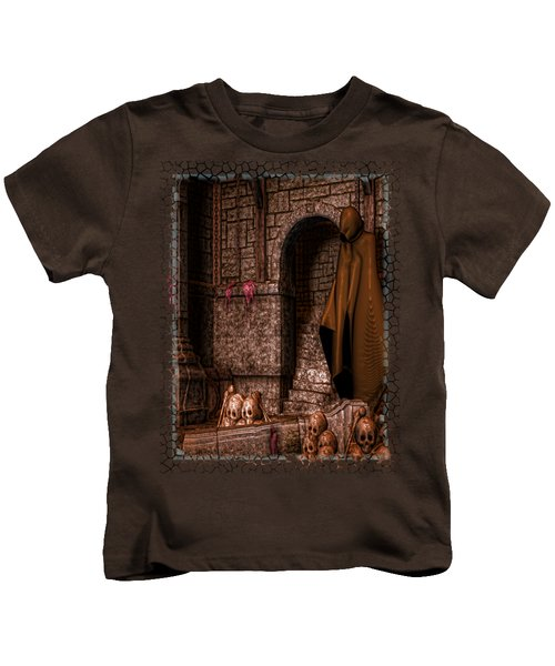 The Dark Kids T-Shirt by Sharon and Renee Lozen