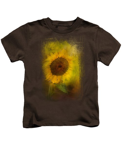 The Happiest Flower Kids T-Shirt by Jai Johnson
