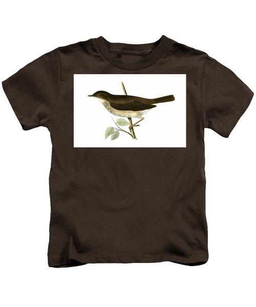 Thrush Nightingale Kids T-Shirt by English School