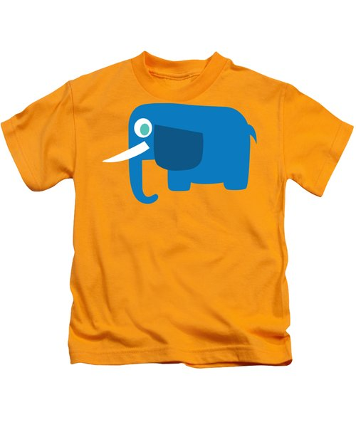 Pbs Kids Elephant Kids T-Shirt by Pbs Kids