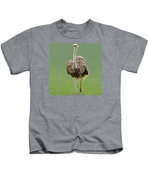 Emu Kids T-Shirt by Ellen Henneke