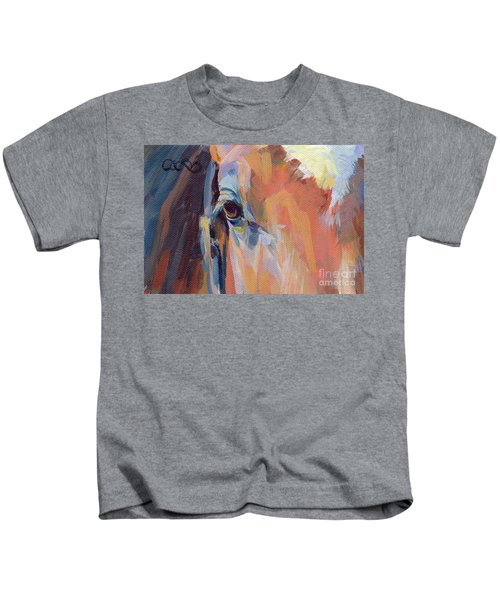 Billy Kids T-Shirt by Kimberly Santini