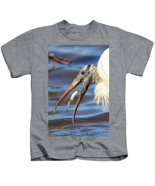 Catch Of The Day Kids T-Shirt by Bruce J Robinson