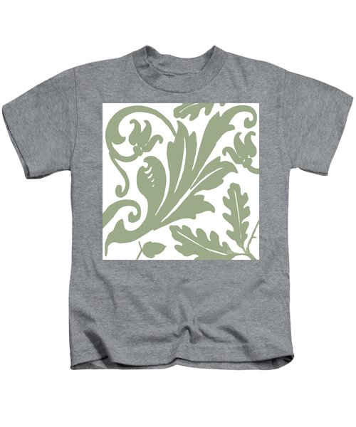 Arielle Olive Kids T-Shirt by Mindy Sommers