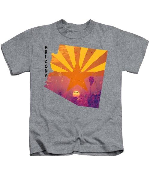 Arizona Kids T-Shirt by Beverly Guilliams