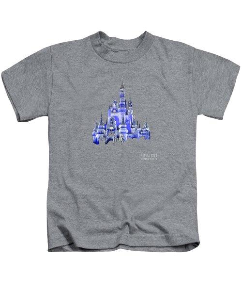 Magic Kingdom Kids T-Shirt by Art Spectrum