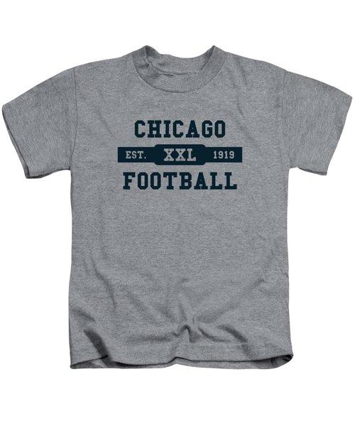 Bears Retro Shirt Kids T-Shirt by Joe Hamilton