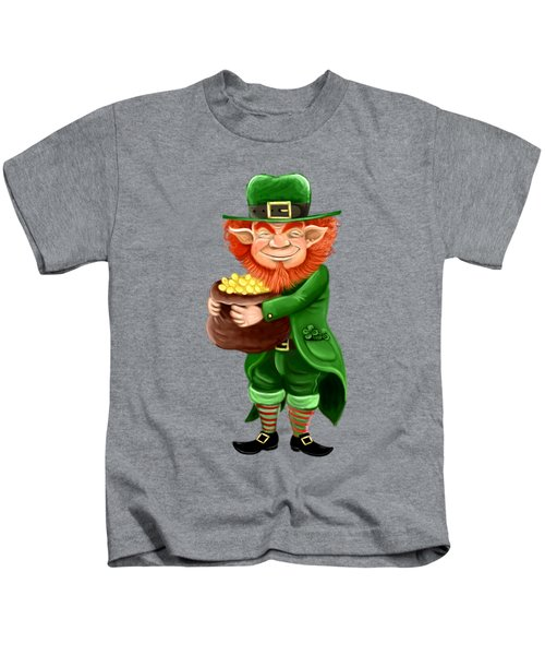 Elf Kids T-Shirt by Alessandro Scanziani