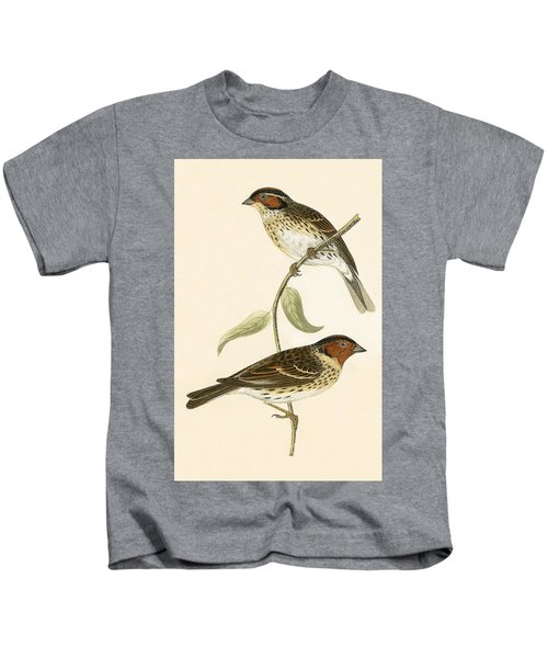 Little Bunting Kids T-Shirt by English School