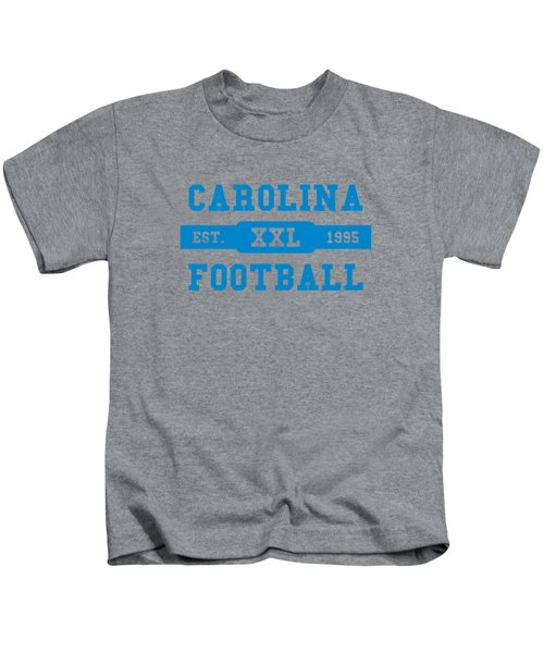 Panthers Retro Shirt Kids T-Shirt by Joe Hamilton