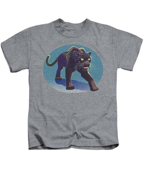 Prowl Kids T-Shirt by J L Meadows