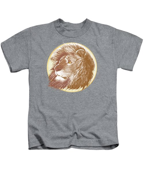 The One True King Kids T-Shirt by J L Meadows
