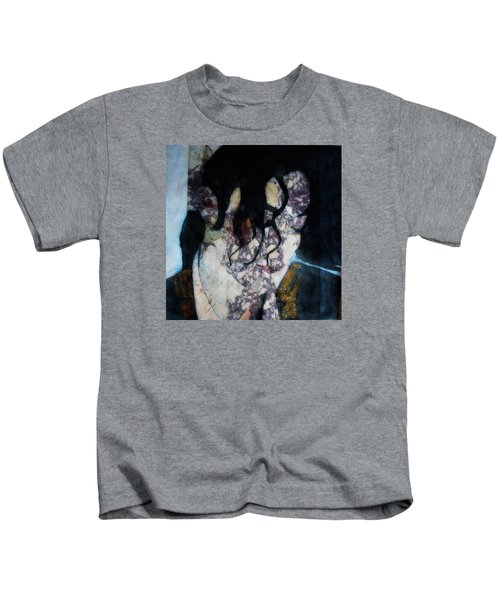 The Way You Make Me Feel Kids T-Shirt by Paul Lovering