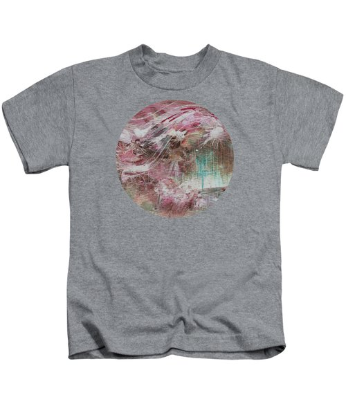 Wind Dance Kids T-Shirt by Mary Wolf