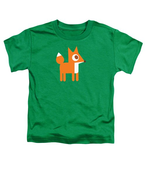 Pbs Kids Fox Toddler T-Shirt by Pbs Kids