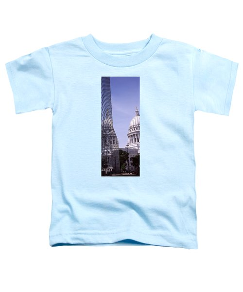 Low Angle View Of A Government Toddler T-Shirt by Panoramic Images
