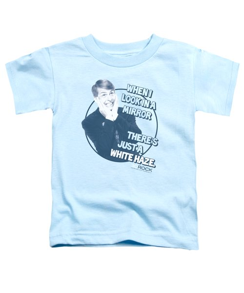 30 Rock - White Haze Toddler T-Shirt by Brand A