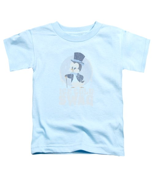 Chilly Willy - Ice Cold Toddler T-Shirt by Brand A