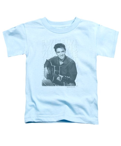 Elvis - Repeat Toddler T-Shirt by Brand A