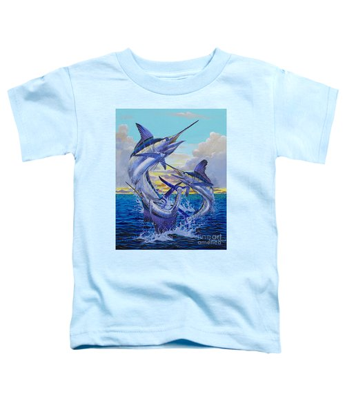 Grand Slam Off0016 Toddler T-Shirt by Carey Chen