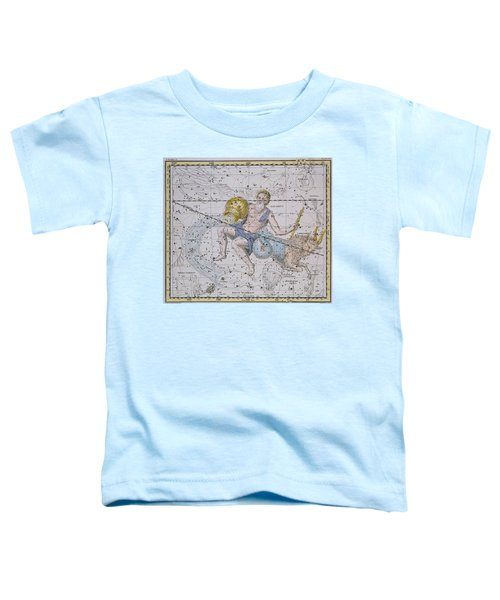 Aquarius And Capricorn Toddler T-Shirt by A Jamieson