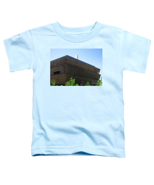 African American History And Culture 1 Toddler T-Shirt by Randall Weidner