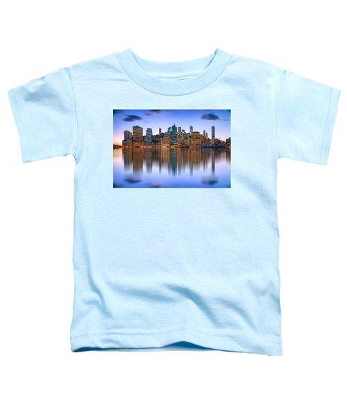 Bold And Beautiful Toddler T-Shirt by Az Jackson