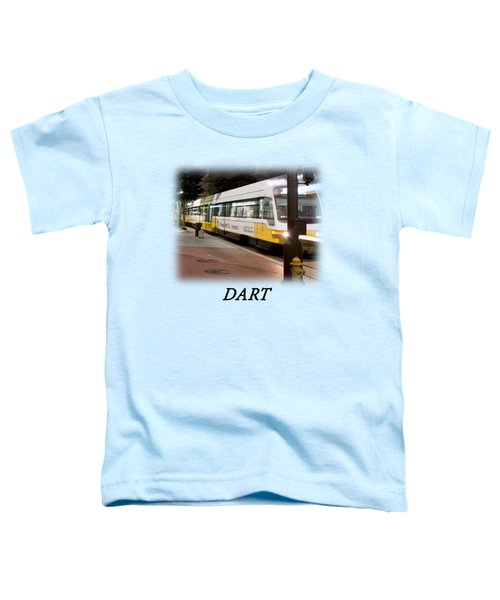 Dart V2 T-shirt Toddler T-Shirt by Rospotte Photography