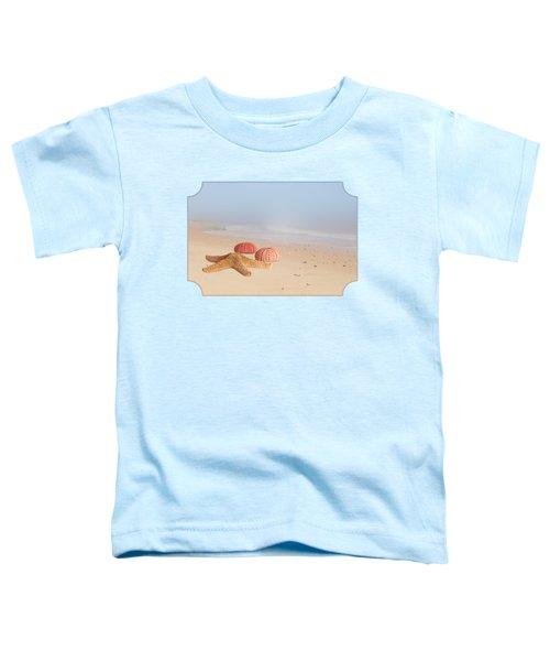 Memories Of Summer Toddler T-Shirt by Gill Billington