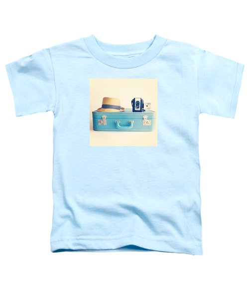 On The Road Toddler T-Shirt by Colleen VT