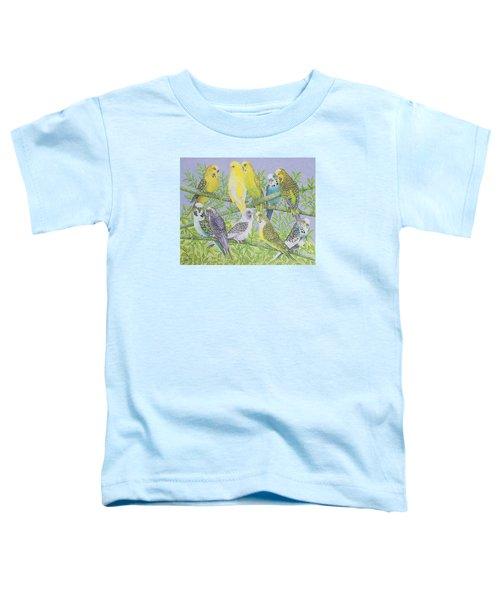 Sweet Talking Toddler T-Shirt by Pat Scott