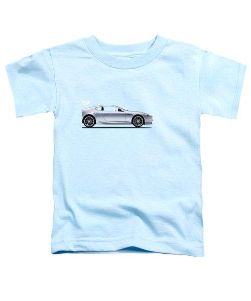 The Db9 Toddler T-Shirt by Mark Rogan
