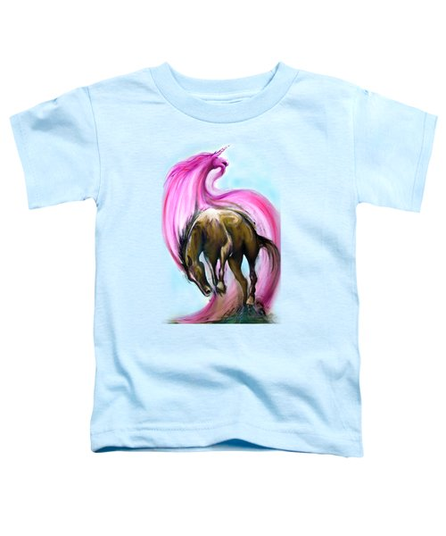 What If... Toddler T-Shirt by Kevin Middleton