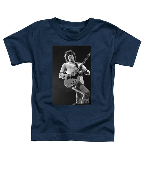 Stone Temple Pilots - Dean Deleo Toddler T-Shirt by Concert Photos