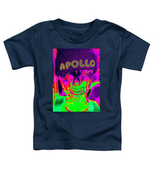Apollo Abstract Toddler T-Shirt by Ed Weidman