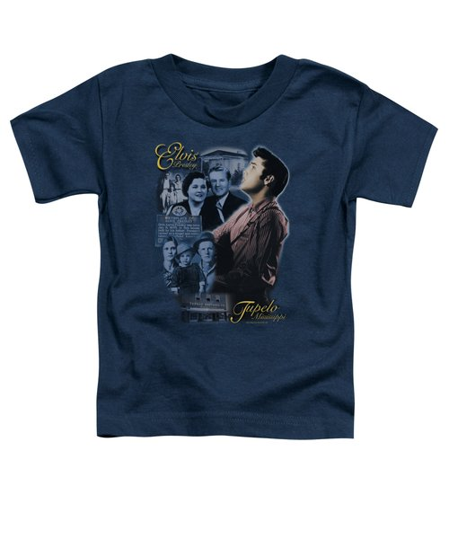 Elvis - Tupelo Toddler T-Shirt by Brand A