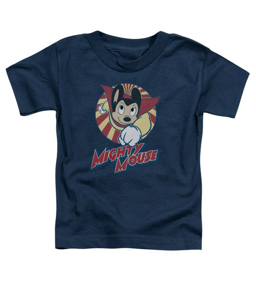 Mighty Mouse - The One The Only Toddler T-Shirt by Brand A
