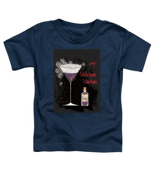 Pick Your Poison I Toddler T-Shirt by Elyse Deneige