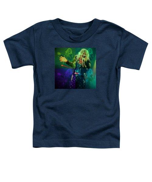 Adrenalized  1993 Toddler T-Shirt by Luisa Gatti