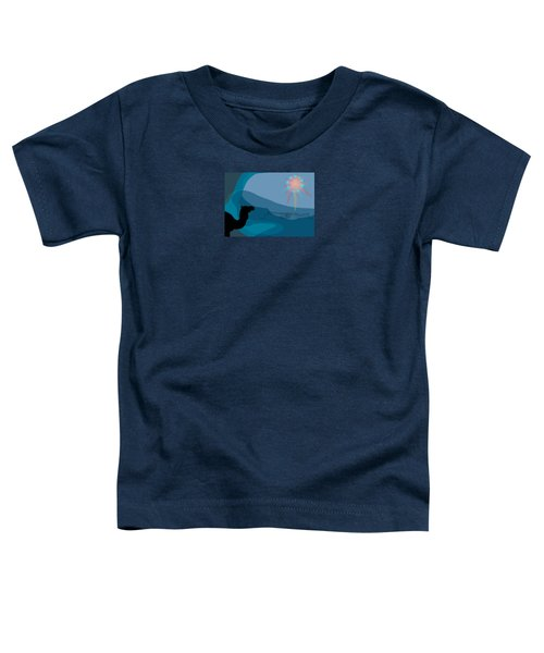 Alexander Epiphany A Toddler T-Shirt by Stan  Magnan