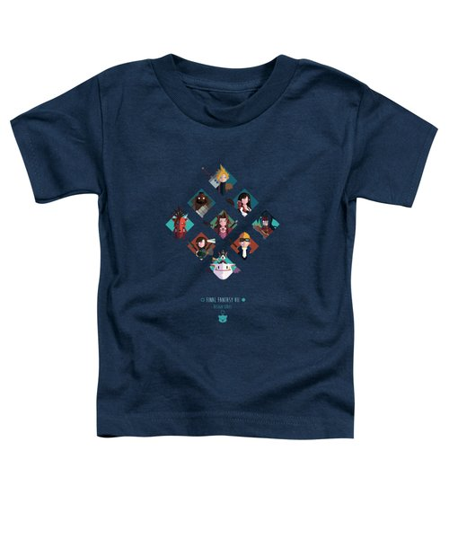 Ff Design Series Toddler T-Shirt by Michael Myers