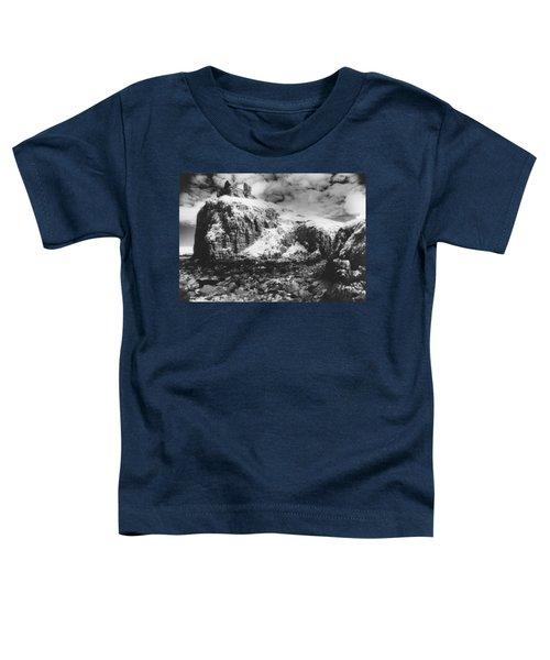 Isle Of Skye Toddler T-Shirt by Simon Marsden