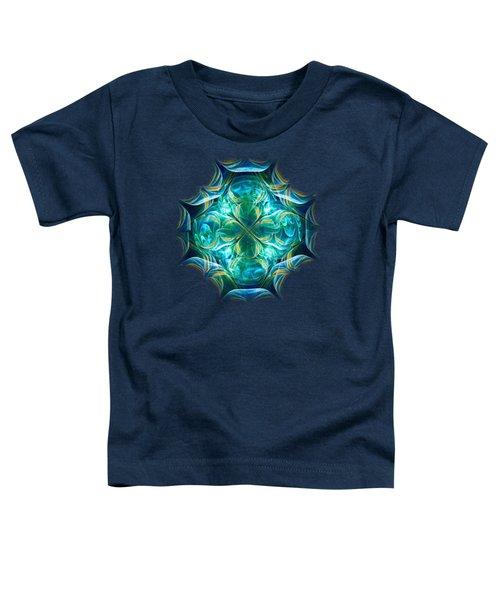 Magic Mark Toddler T-Shirt by Anastasiya Malakhova