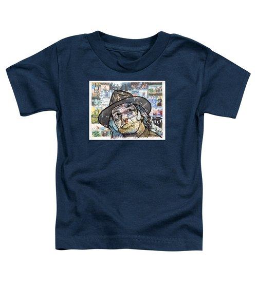 Monsanto Fears Toddler T-Shirt by Steven Hart