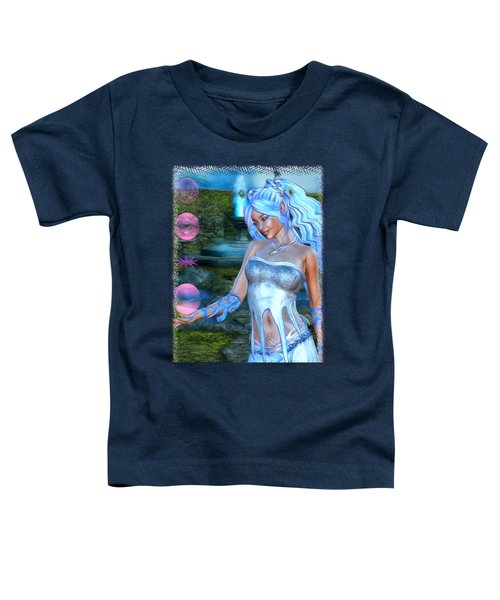Mysticals Lake Toddler T-Shirt by Sharon and Renee Lozen