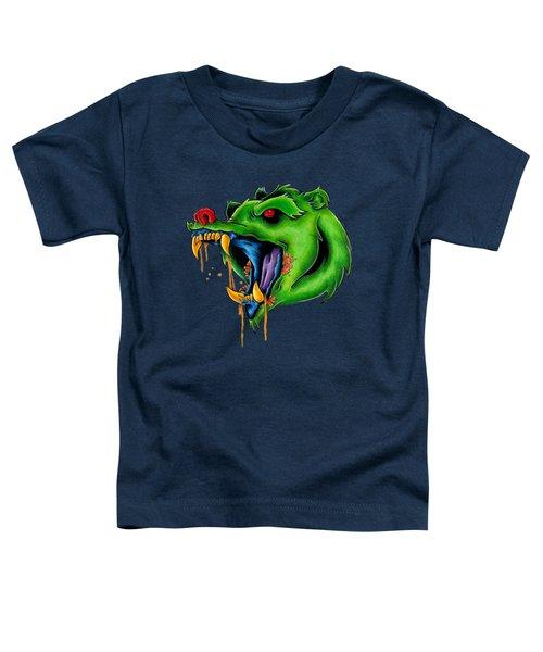 Not Yo Mama's Gummy Bear Toddler T-Shirt by Vicki Von Doom