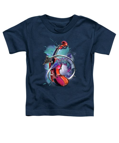Sagittarius Toddler T-Shirt by Melanie D