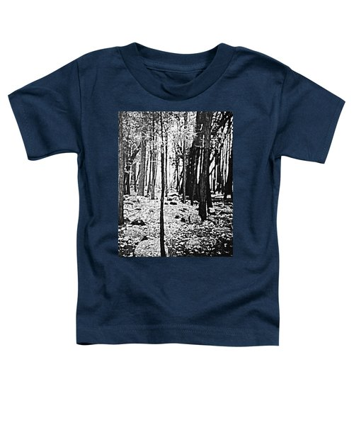 Yosemite National Park Toddler T-Shirt by Debra Lynch