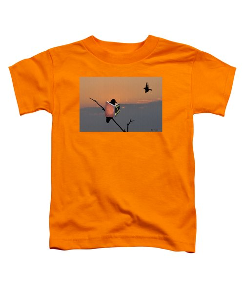 To Kill A Mockingbird Toddler T-Shirt by Bill Cannon
