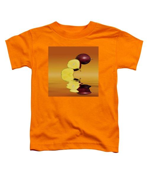 Fresh Ripe Mango Fruits Toddler T-Shirt by David French